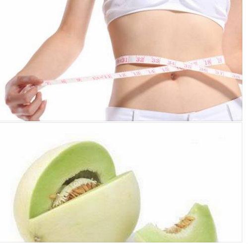 Tác dụng chữa bệnh của dưa lê: giúp giảm cân