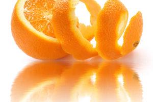 Tự chế mặt nạ từ vỏ cam