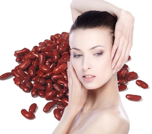 Đậu đỏ có chức năng làm trắng da