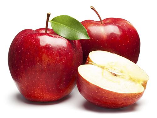 Tẩy nốt ruồi bằng táo