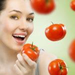 10 mẹo làm đẹp da từ cà chua chỉ sau 2 tuần