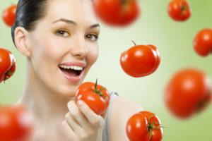 mẹo làm đẹp từ cà chua