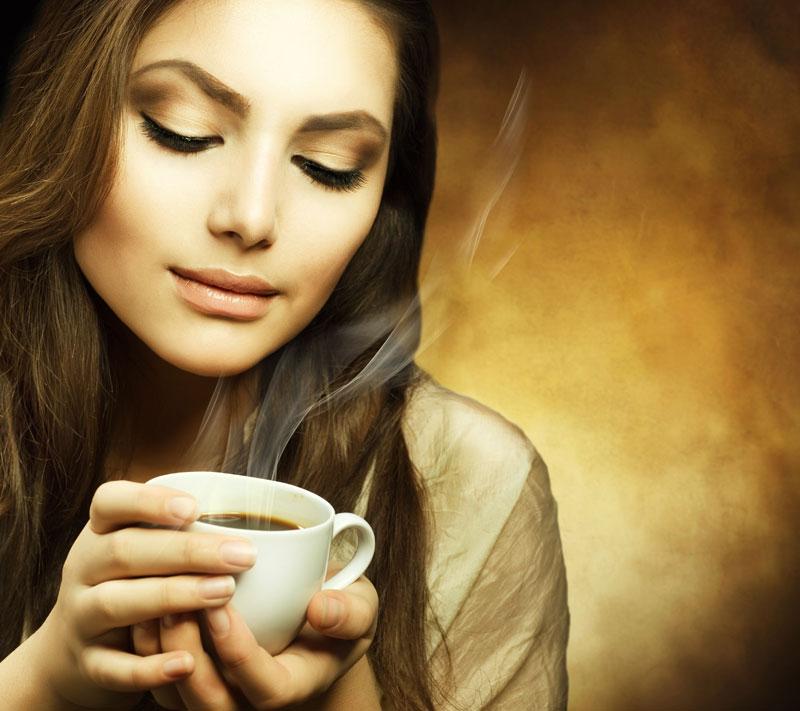 Cafe giúp kích thích hoạt động trí óc