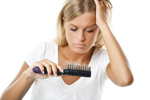 Hết lo rụng tóc, chắc khỏe da đầu