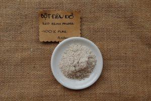 Công dụng làm đẹp của bột đậu đỏ