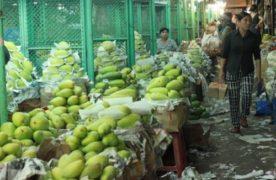 Trái cây Việt đang chiếm lĩnh thị trường.