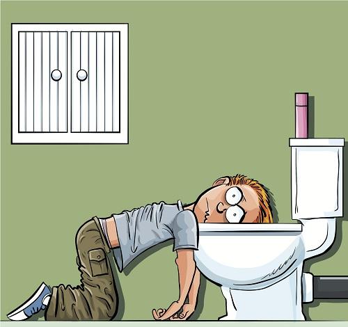 cách trị tiêu chảy tại nhà