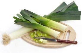Mách bạn cách trồng tỏi tây siêu đơn giản tại nhà