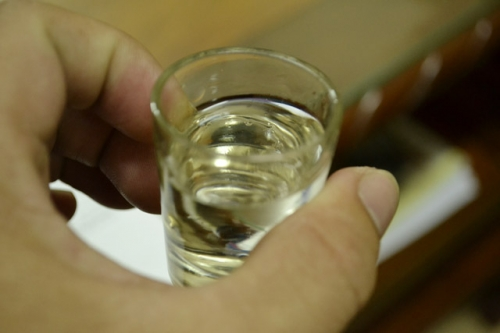 cây lược vàng ngâm rượu