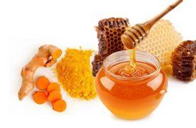 Cách làm đẹp bằng tinh bột nghệ và mật ong: Công dụng và cách dùng