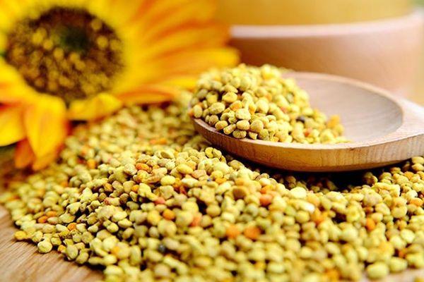 Công dụng và cách dùng phấn hoa làm đẹp