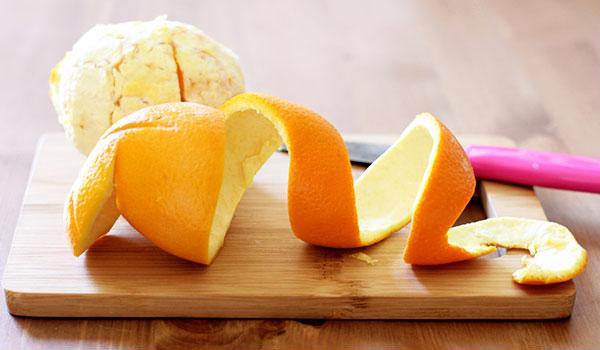 Làm trắng da cấp tốc với cách làm đẹp bằng vỏ cam