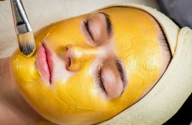 Cách làm mặt nạ tinh bột nghệ đắp mặt làm đẹp hiệu quả tại nhà
