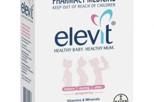 So sánh thuốc bổ cho bà bầu Elevit và blackmore pregnancy của úc
