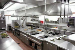 Tùy vào mô hình kinh doanh mà thiết kế bếp nhà hàng mang những đặc trưng riêng.