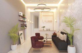 Mẫu thiết kế spa đẹp trên điển hình cho mẫu thiết kế không gian spa sang trọng và thoáng mát.