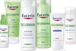 Một số sản phẩm và bộ trị mụn nổi bật của Eucerin, giá bán bao nhiêu?
