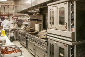 Thiết kế bếp nhà hàng thông minh, khoa học