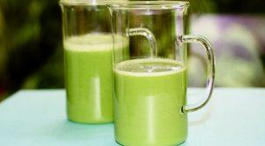 5 loại nước giải độc gan - nước đậu xanh