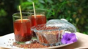 5 loại nước giải độc gan - nước gạo lứt