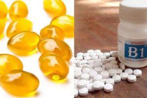 Hướng dẫn 3 cách làm trắng da mặt bằng vitamin B1