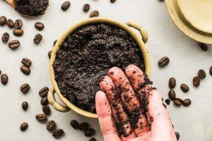 Tuyệt chiêu làm đẹp bằng bã cà phê siêu hiệu quả