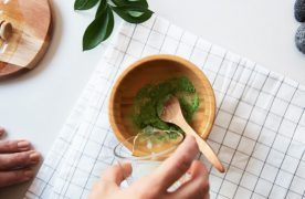 2 cách chống lão hóa da bằng từ trà xanh siêu hiệu quả