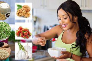 Các thực phẩm tránh thai tự nhiên không cần dùng thuốc